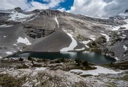 The Gorgeous Sparrowhawk Tarns Hike near Canmore