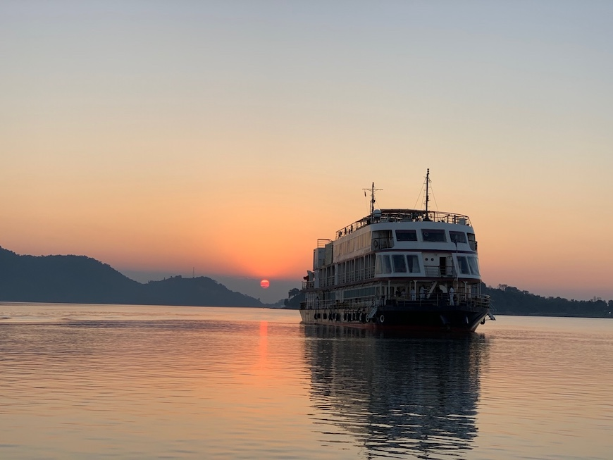 The Brahmaputra River Cruise: An Out-There Adventure