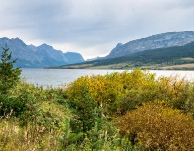 A Scenic Road Trip to East Glacier & St. Mary, Montana