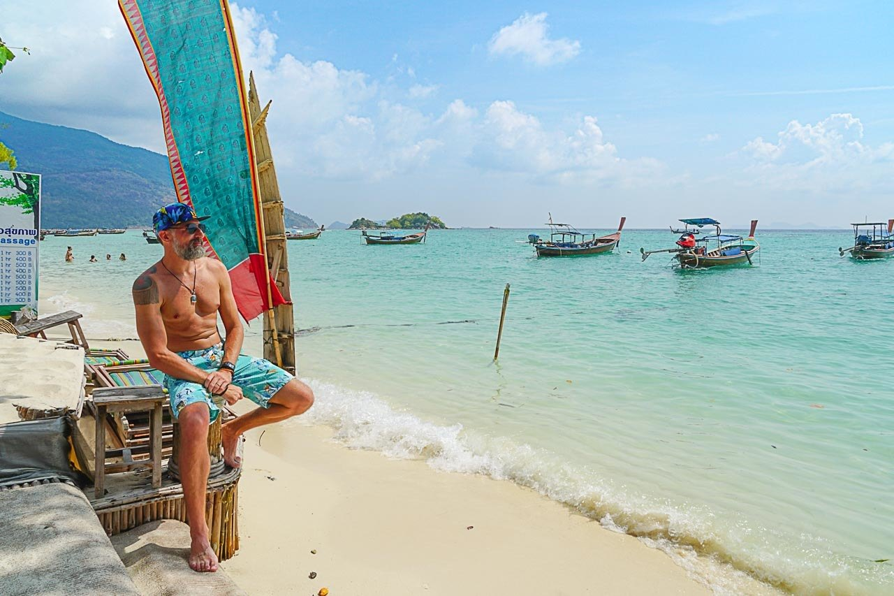 How to get to Koh Lipe: routes, timetables and prices